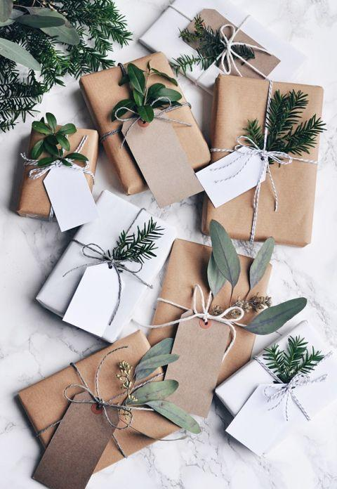 50 Unique Christmas Gift Wrapping Diy Ideas Karluci