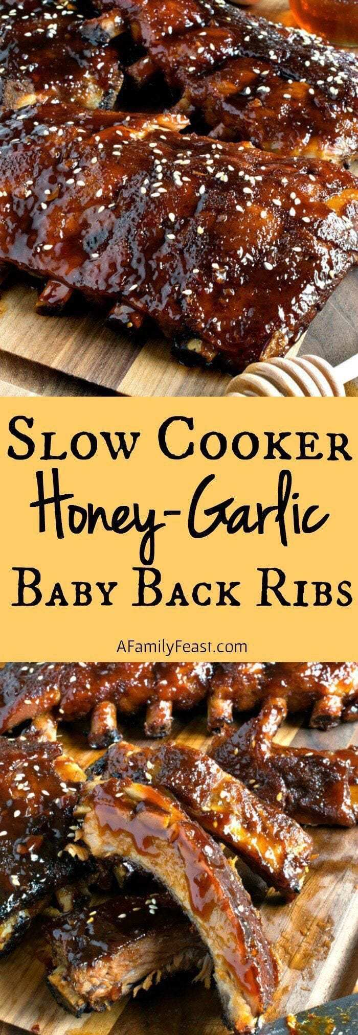 Slow-Cooker-Honey-Garlic-Baby-Back-Ribs