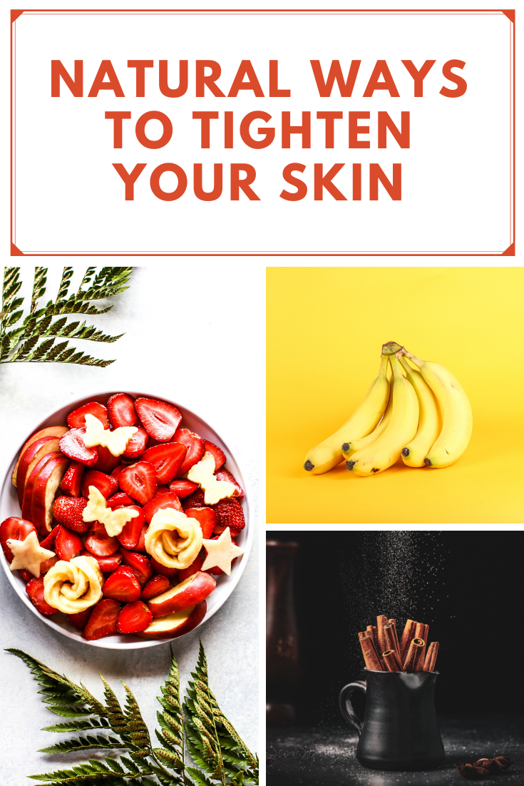 natatural ways to thighten your skin